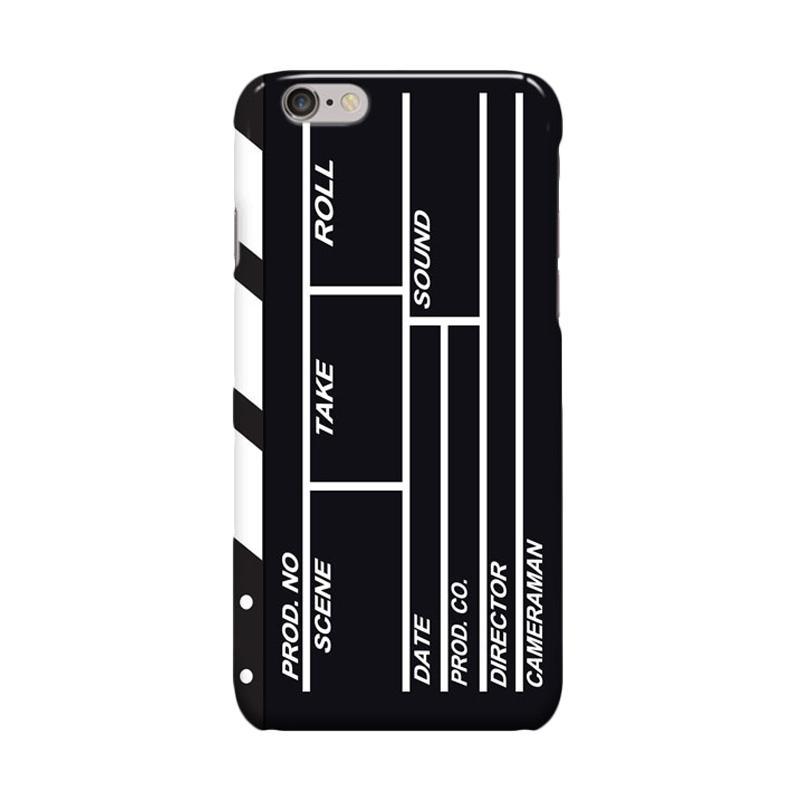 Indocustomcase Klipper Film Cover Casing for Apple Iphone 6 Plus or 6S Plus