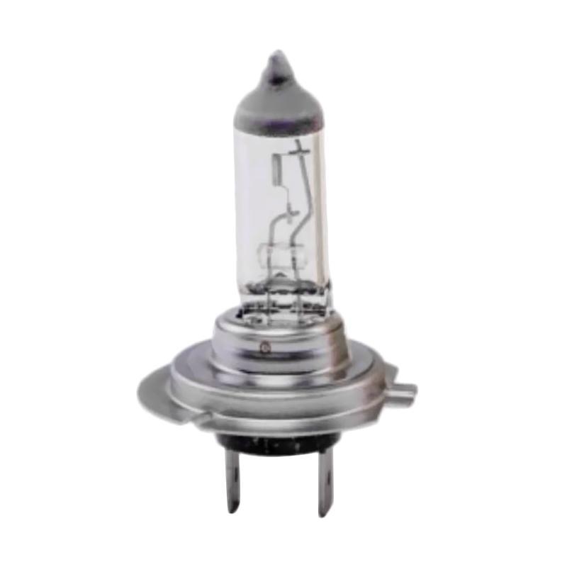 PHILIPS Halogen Premium H7 12 V/55 W PX26d-Standar Bohlam Lampu Motor [DOH4061]