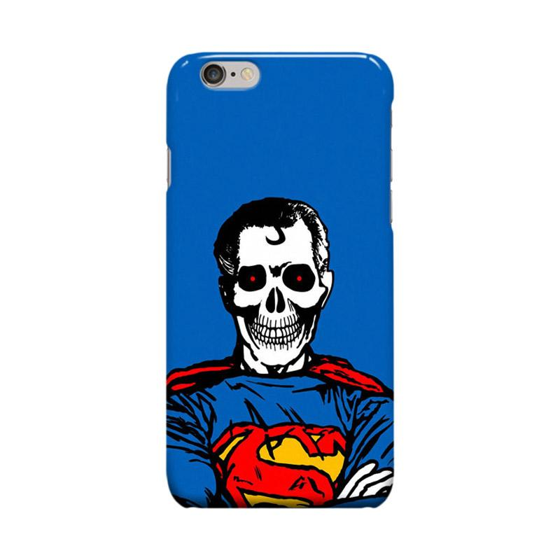 Indocustomcase Superman After Dead Cover Casing for iPhone 6 Plus or 6S Plus