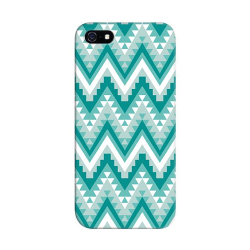 Indocustomcase Tendance Azt��que Custom Hardcase Casing for Apple iPhone 5/5S/SE