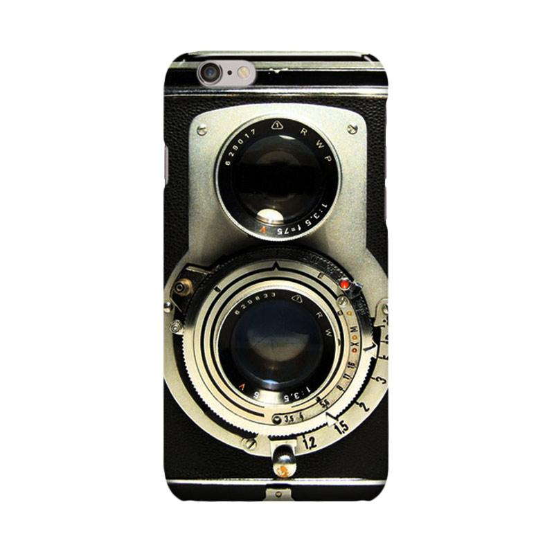 Indocustomcase Vintage Camera Cover Casing for Apple iPhone 6 Plus or 6S Plus