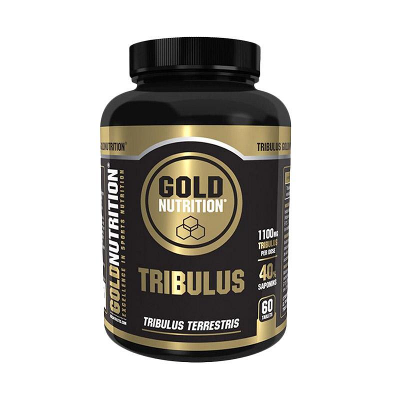 Gold Nutrition Tribulus Terrestris Asli Bentuk Otot Pria Dan Tahan Lama ( 2 Botol )