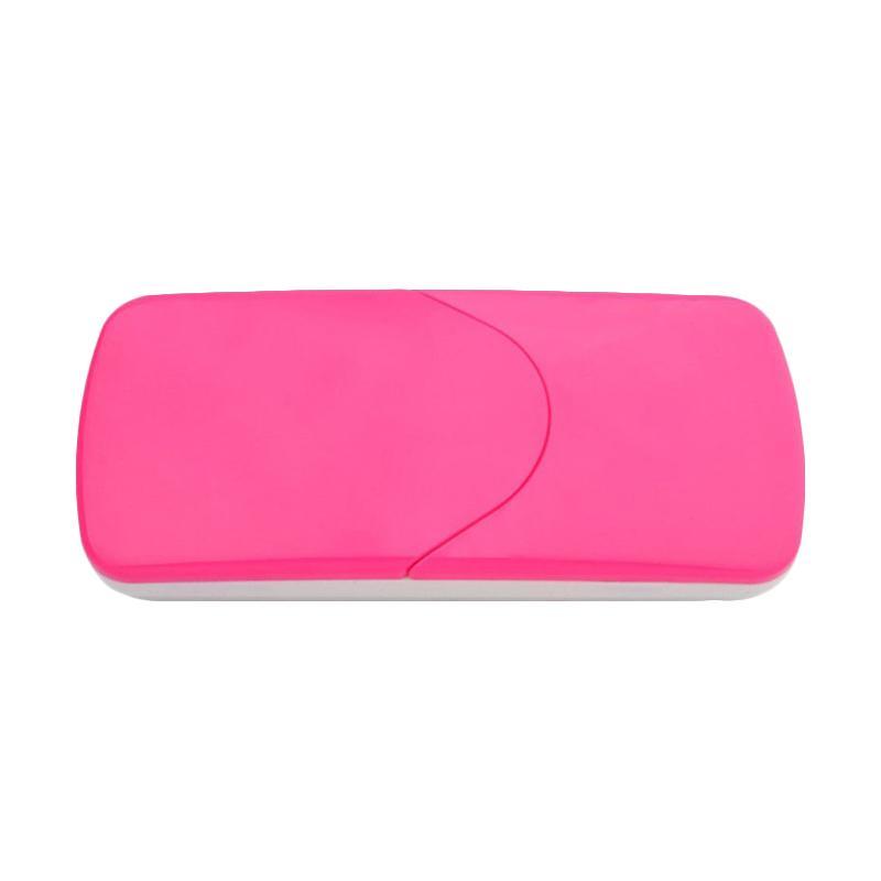 harga Lukiacc Slide Cover Paper Napkin Holder Tissue Box for Universal Car Sun Visor - Pink Blibli.com