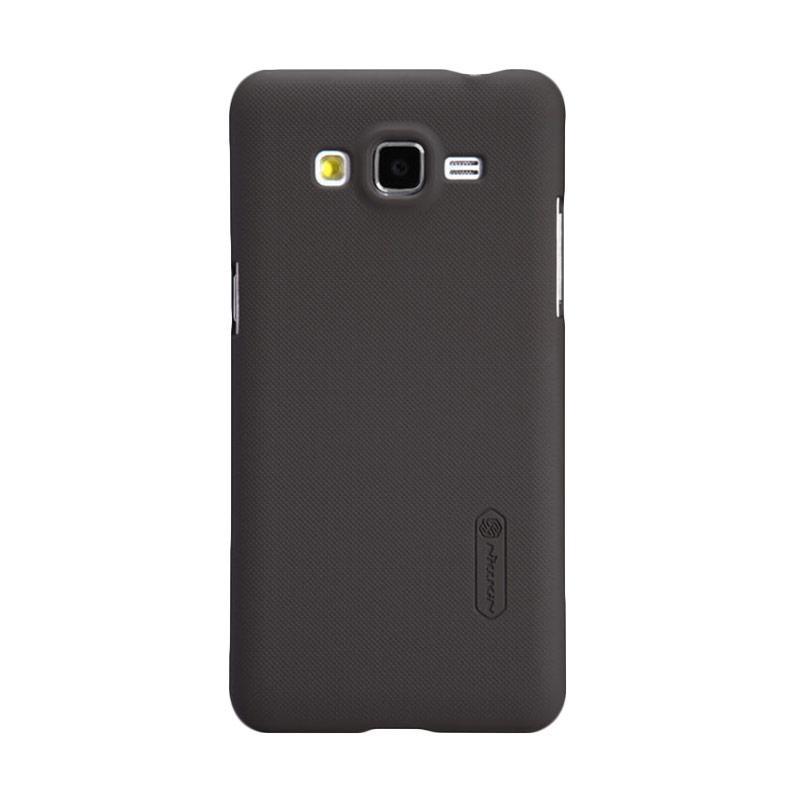 Nillkin Original Super Shield Hardcase Casing for Samsung Galaxy Grand Prime - Brown [1 mm]