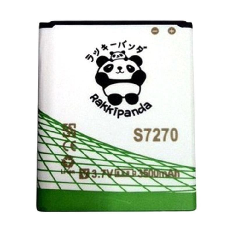 RAKKIPANDA Double Power Baterai for Samsung Star Pro S7262 S7270 or G313 [Double IC Protection]
