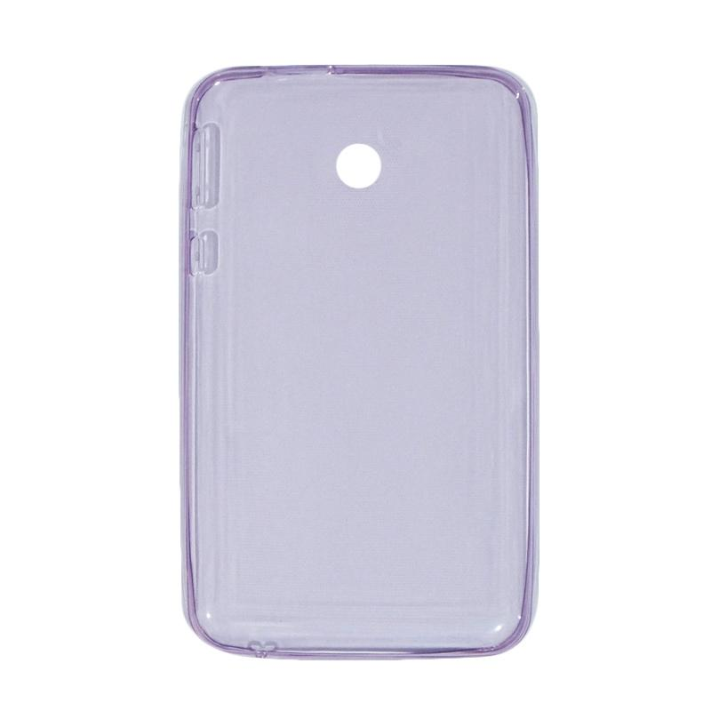 VR UltraThin Silicone Jellycase Softcase Casing for Asus Fonepad FE170CG Ukuran 7.0 Inch - Purple