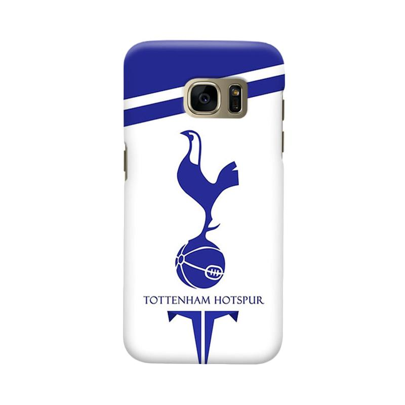 Indocustomcase Totenham Hotspur Cover Casing for Samsung Galaxy S6 Edge