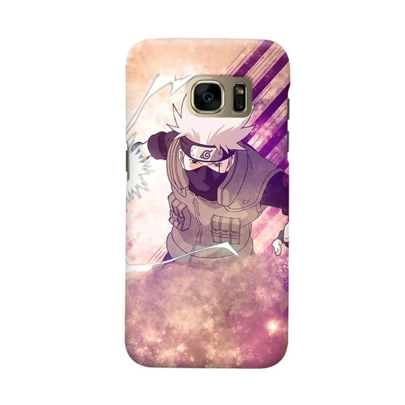 Indocustomcase Anime Naruto Character N02 Casing for Samsung Galaxy S6