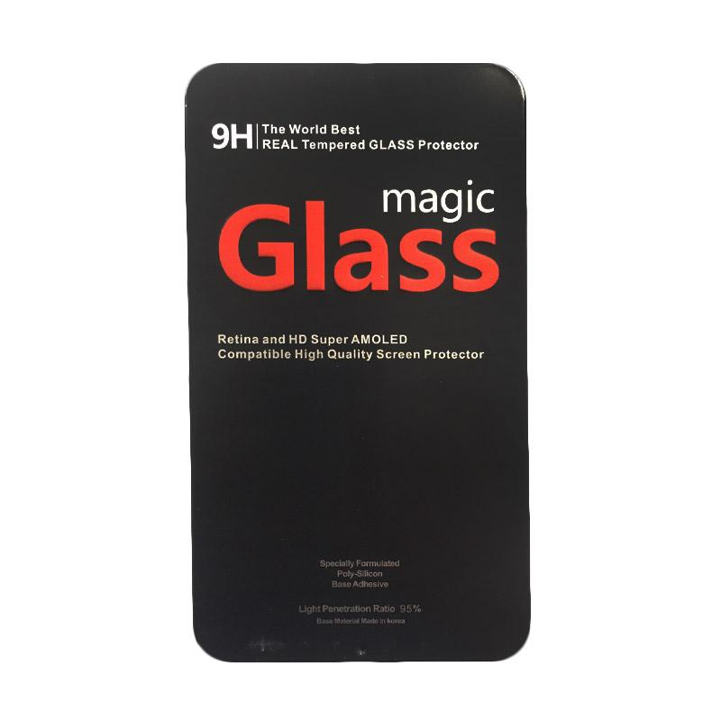 Magic Glass Premium Tempered Glass with Metal Packaging Screen Protector for iPhone 7