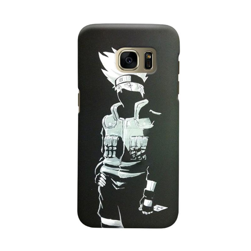 Indocustomcase Anime Naruto Character N04 Casing for Samsung Galaxy S6