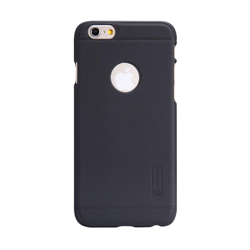 Nillkin Super Shield Original Hardcase Casing for iPhone 6 Plus or iPhone 6S Plus - Black [1 mm]