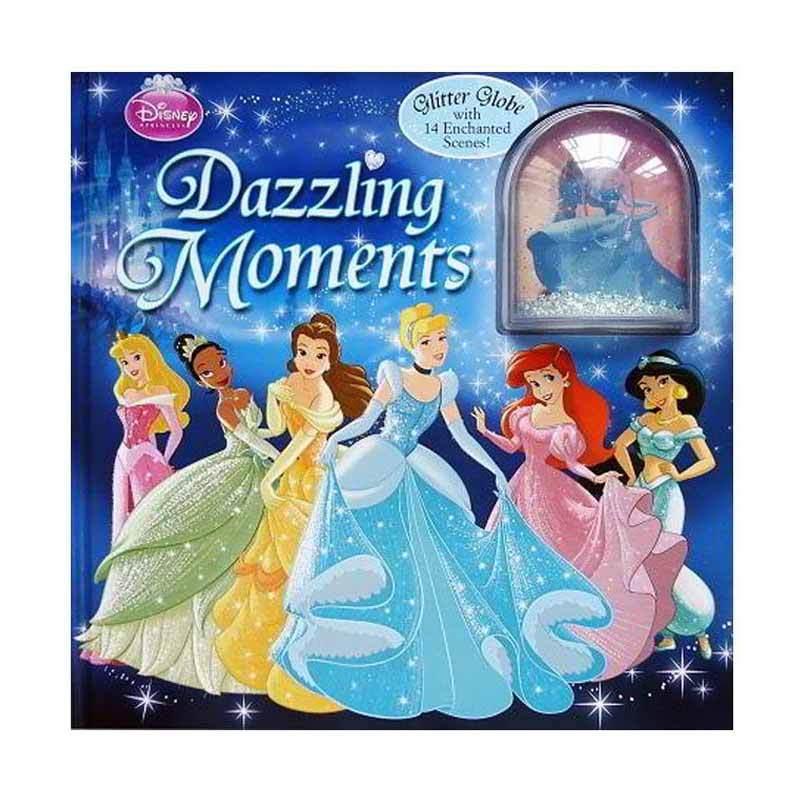 harga Genius Dazzling Moments Includes Glitter Globe with 14 Enchanted Scenes Buku Edukasi Anak Blibli.com