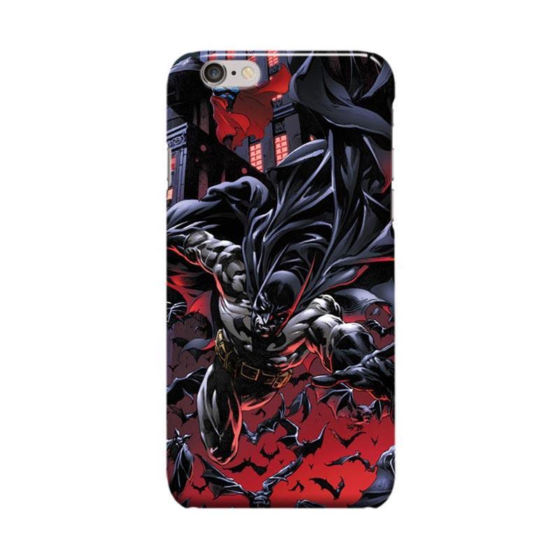 Indocustomcase Batman Series BT08 Cover Casing for Apple iPhone 6 Plus or 6S Plus