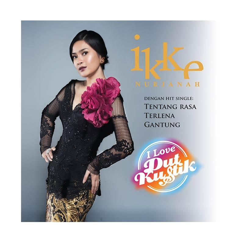 Universal Music Indonesia Ikke Nurjanah I Love DutKustik CD Music