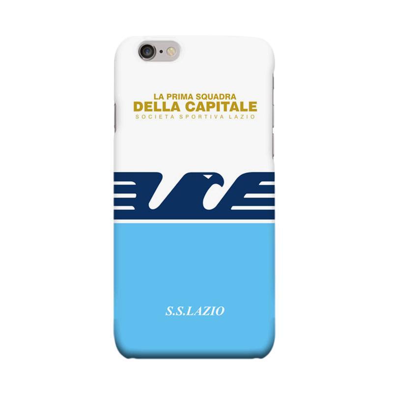 Indocustomcase SS Lazio Della Capitale Cover Casing for iPhone 6 Plus or 6S Plus