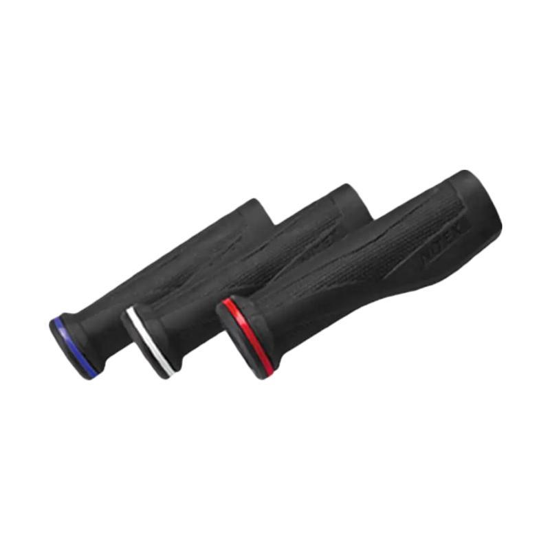 harga Raja Motor Aksesoris Motor Nitex Handfat Grip Giant- Hitam List Merah [HAF9009-Hitam-Merah] Blibli.com