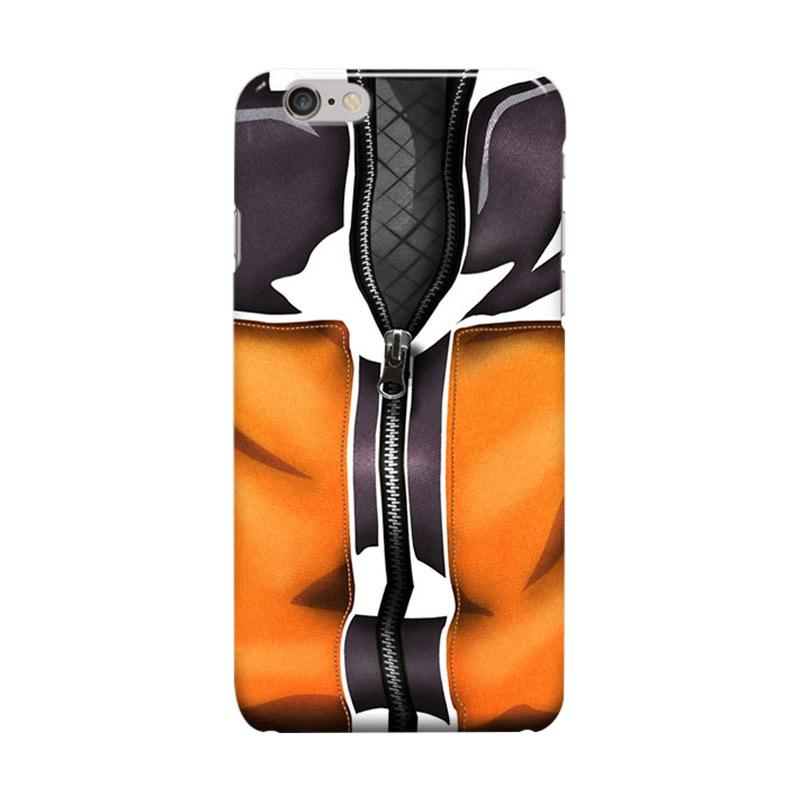 Indocustomcase Anime Naruto Series ID13 Cover Casing for iPhone 6 Plus or 6S Plus