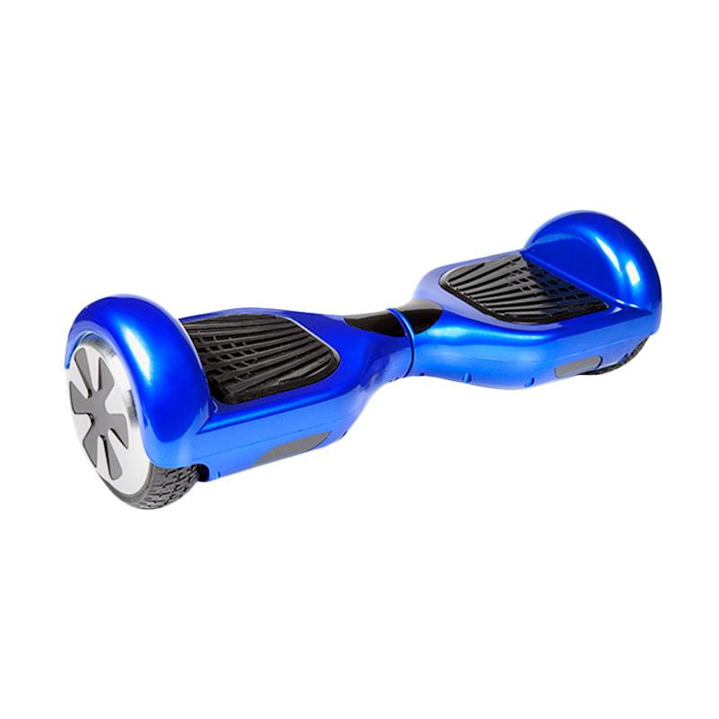harga Swagway Two Wheel Balance Smart Scooter Self Balancing Electric Segway Hoverboard - Biru [6.5 Inch] Blibli.com