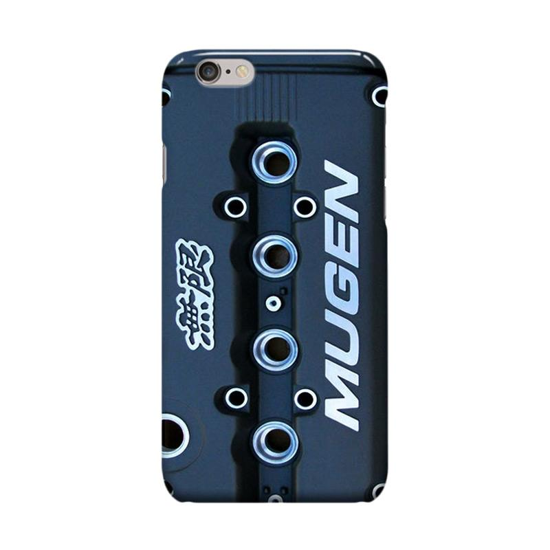 Indocustomcase Honda Mugen Engine Cover Casing for Apple Iphone 6 Plus or 6S Plus