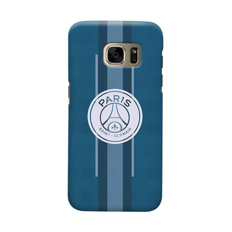 Indocustomcase Paris Saint Germain FC PSG02 Cover Casing for Samsung Galaxy S6