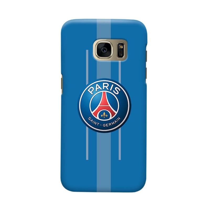 Indocustomcase Paris Saint Germain FC PSG03 Cover Casing for Samsung Galaxy S6