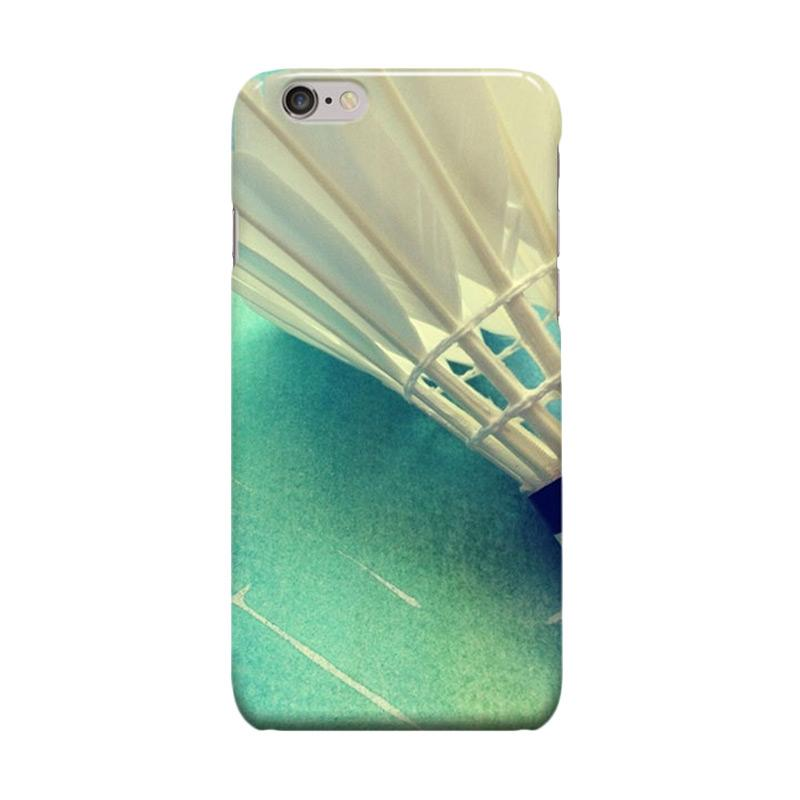 Indocustomcase Shuttlecock Badminton Cover Casing for iPhone 6 Plus or 6S Plus
