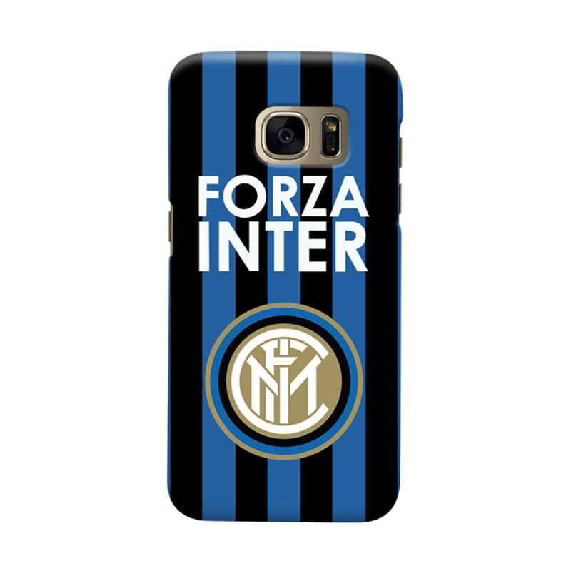 Indocustomcase FC internazionale Milan IM02 Cover Casing for Samsung Galaxy S6