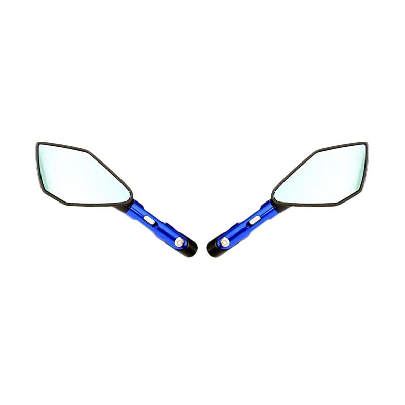 Raja Motor Model Tomok Fairing or Non Fairing Spion Motor Universal - Biru [SPI9071-Biru]