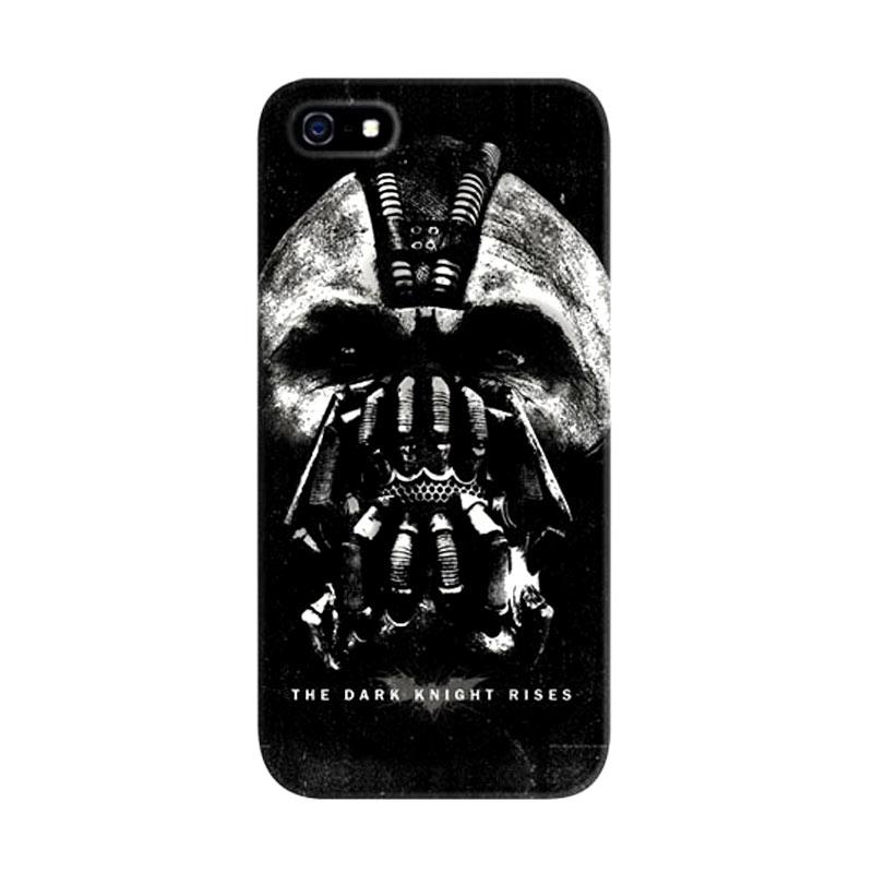 Indocustomcase The Dark Knight Rises Custom Hardcase Casing for Apple iPhone 5 /5S /SE