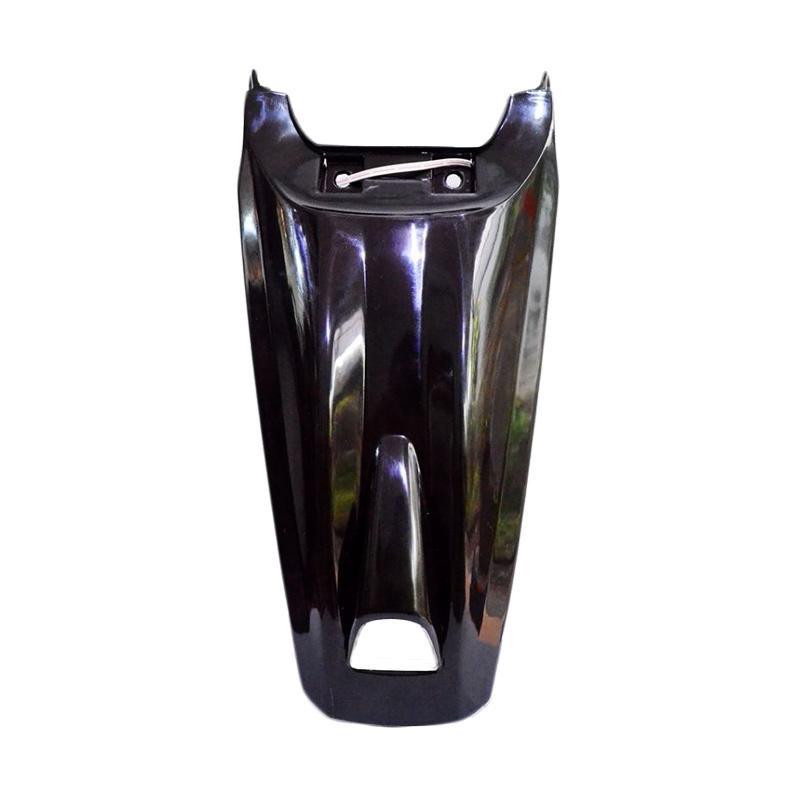 Raja Motor XCross Spakbor Belakang Motocross Kecil dengan Lampu 7 Warna- Hitam [SBL6034-Hitam]