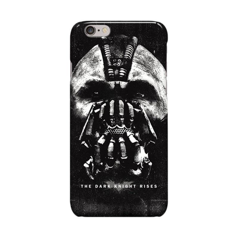 Indocustomcase Bane The Dark Knight Rises Cover Casing for iPhone 6 Plus or 6S Plus