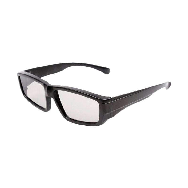 harga Kacamata 3D Polarized RealD Lens for LG/SONY/PANASONIC/SHARP/3D Passive/Blitz Megaplex Bioskop Blibli.com