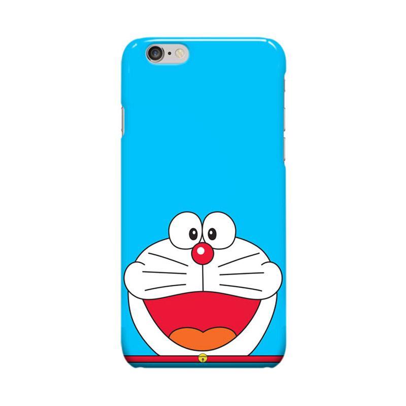 Indocustomcase Cartoon Doraemon RB Cover Casing for Apple iPhone 6 Plus or 6S Plus
