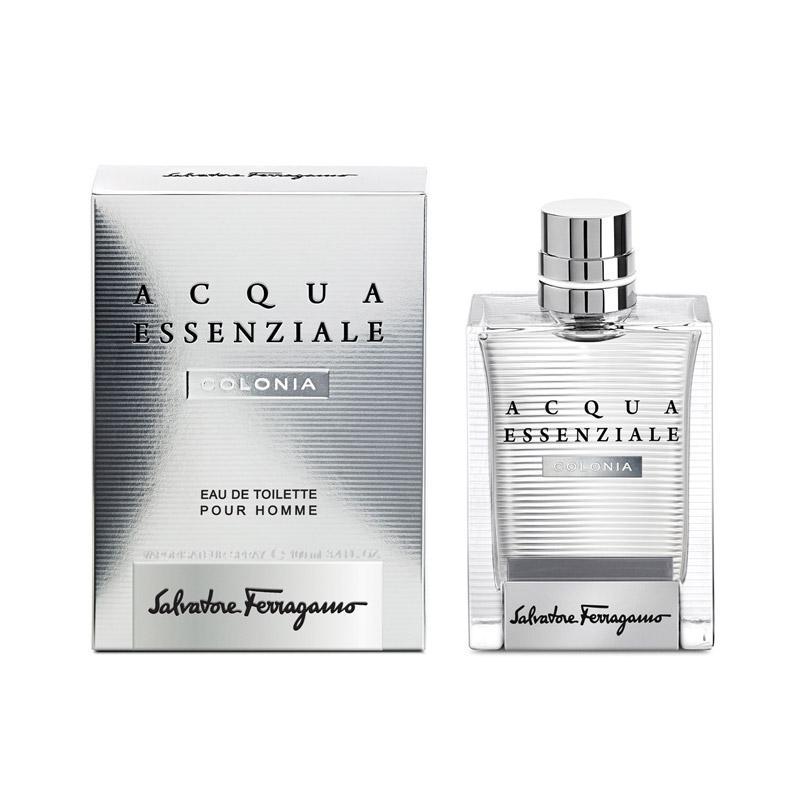 Salvatore Ferragamo Acqua Essenziale Colonia Eau de Toilette EDT Parfum Pria [100 mL]