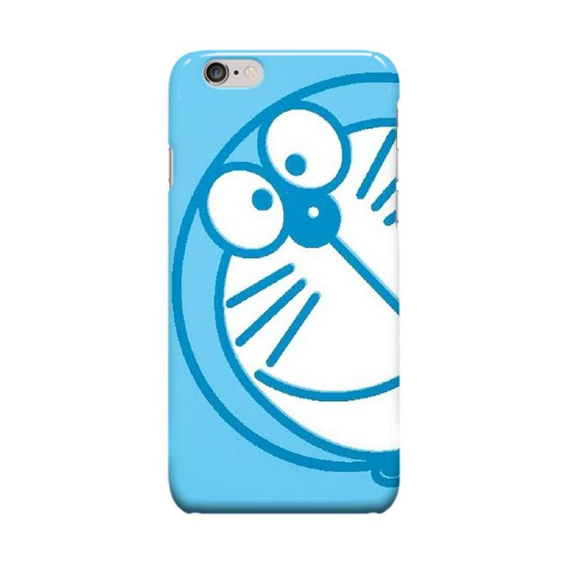 Indocustomcase Cartoon Doraemon SC Cover Casing for Apple iPhone 6 Plus or 6S Plus