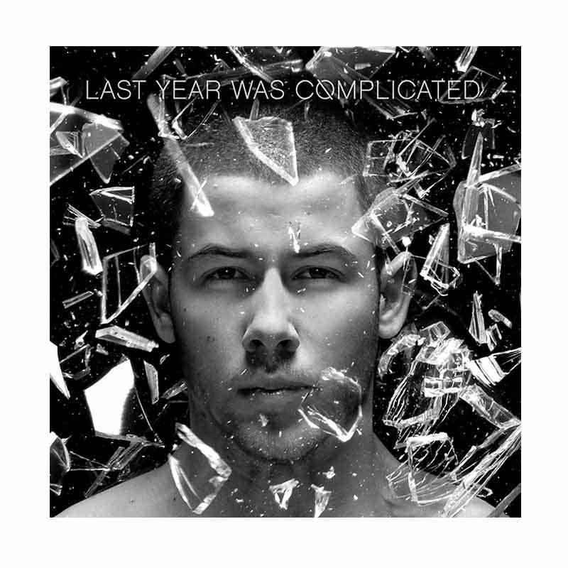 Universal Music Indonesia Nick Jonas Last Year Was Complicated CD Music