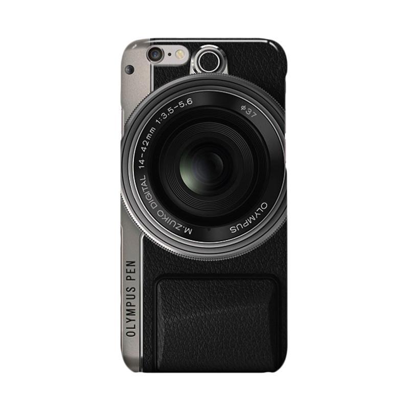 Indocustomcase Camera Olympus EPL 7 Casing for Apple iPhone 6 Plus or iPhone 6S Plus