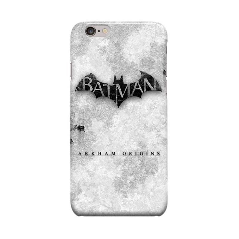 Indocustomcase Batman Arkham Origins Cover Casing for Apple iPhone 6 Plus or 6S Plus