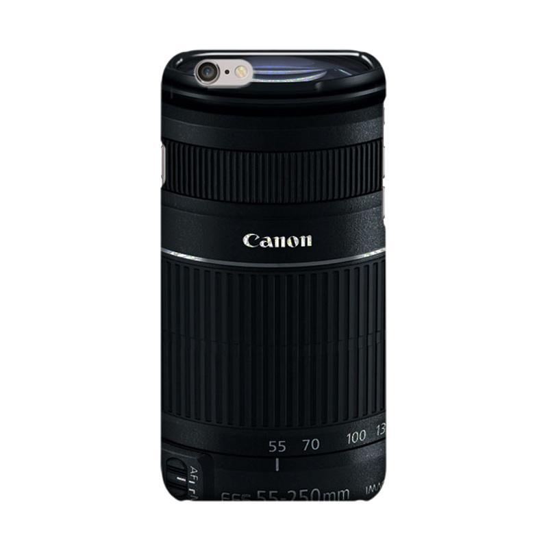 Indocustomcase Camera Canon Tele Lens Casing for Apple iPhone 6 Plus or iPhone 6S Plus
