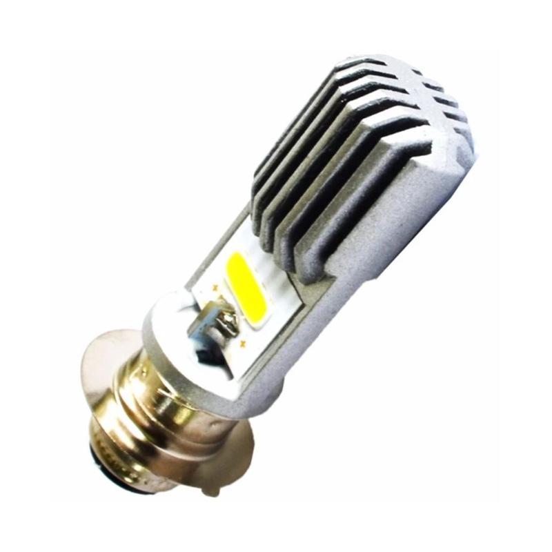 Raja Motor Aksesoris Motor LED PHLP H6 Bebek / Matic Lampu Motor - Putih [DOHH6-Philips-Putih]