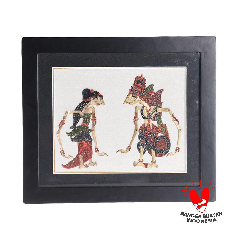 harga Wonosari Art Wayang Kulit Double Rama Wijaya Dewi Shinta Selendang Hijau Frame Kaca [29 x 36 cm] Brand: Wonosariart  Tulis ulasan  Blibli.com