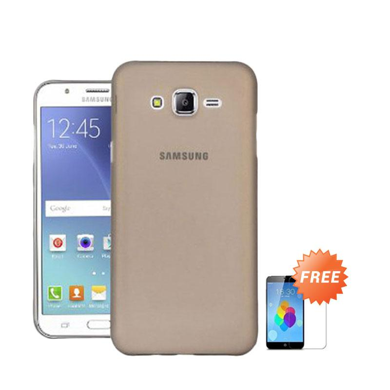Jual Ultra Thin Softcase Casing Samsung Galaxy Z2 Abu Abu Free · Cek Harga Free Tempered Glass ...