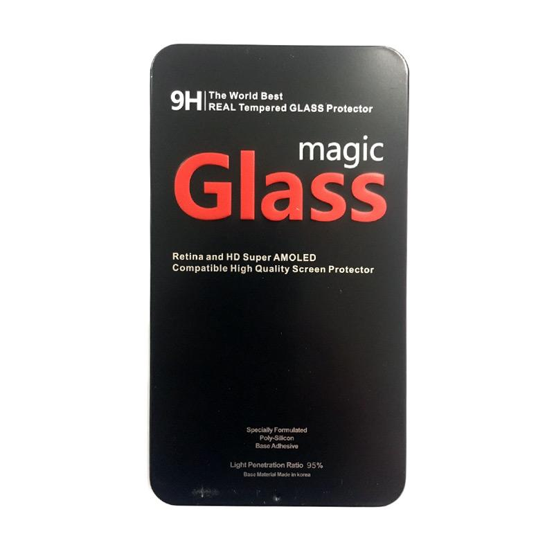Magic Glass Premium Tempered Glass with Metal Packaging Screen Protector for iPhone 7 Plus