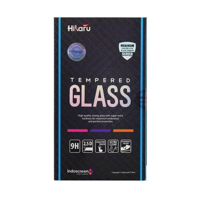 Hikaru Full Cover Tempered Glass Screen Protector for Samsung Galaxy S8 Plus - Clear [Fullset]