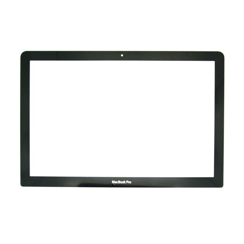 Apple LCD Screen Front Glass Cover Layar 13inch for Apple MacBook Pro Unibody A1278 Frame Macbook - Hitam