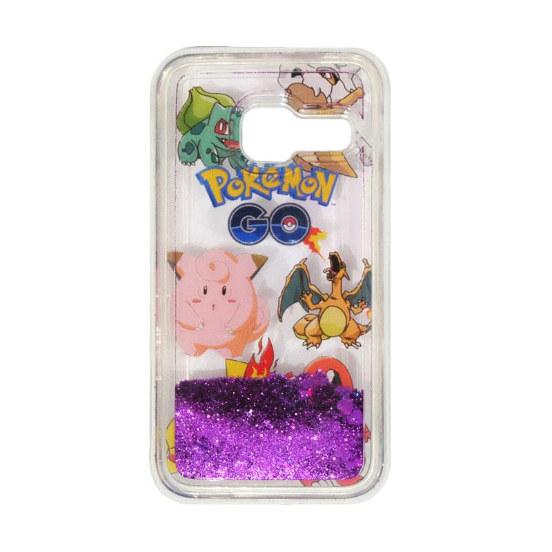 harga VR Softcase Softshell Aquarium Water Glitter Pokemon Edition for Samsung Galaxy J1 Mini - Versi 1 Blibli.com