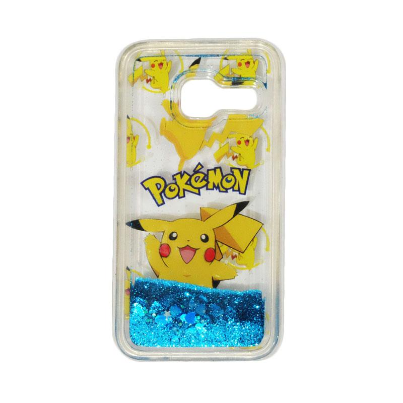 harga VR Softcase Softshell Aquarium Water Glitter Pokemon Edition for Samsung Galaxy J1 Mini - Versi 2 Blibli.com