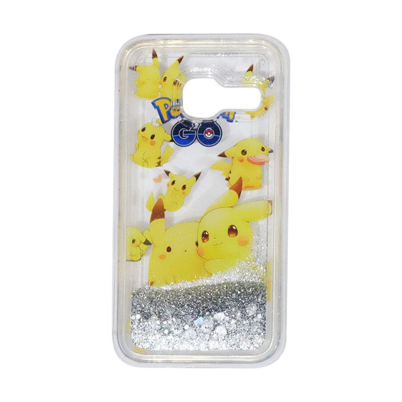 harga VR Softcase Softshell Aquarium Water Glitter Pokemon Edition for Samsung Galaxy J1 Mini - Versi 4 Blibli.com