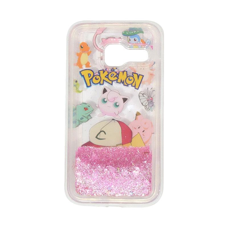 harga VR Softcase Softshell Aquarium Water Glitter Pokemon Edition for Samsung Galaxy J1 Mini - Versi 5 Blibli.com