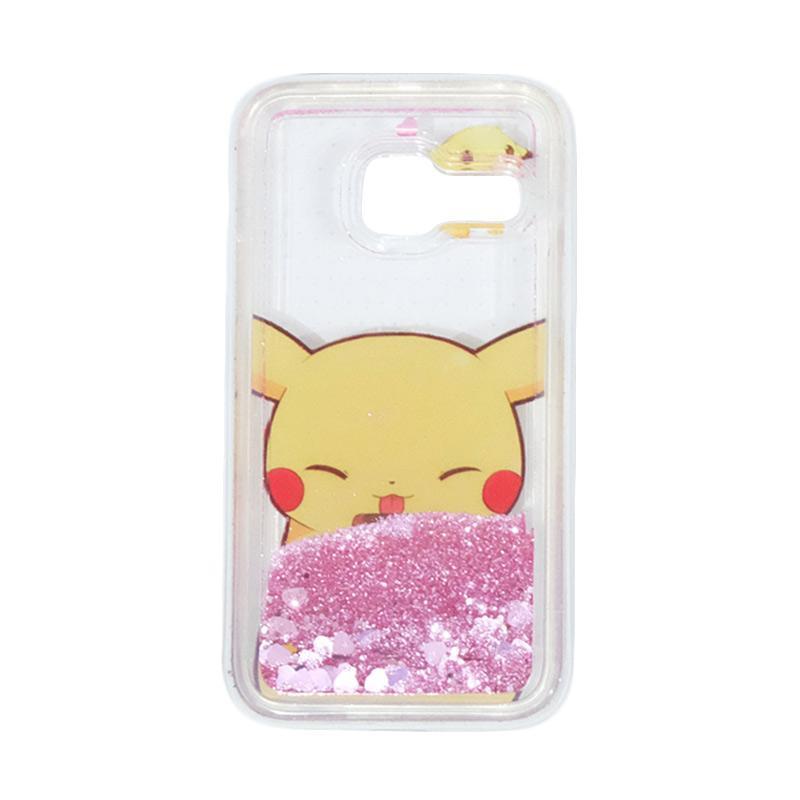 harga VR Softcase Softshell Aquarium Water Glitter Pokemon Edition for Samsung Galaxy J1 Mini - Versi 7 Blibli.com